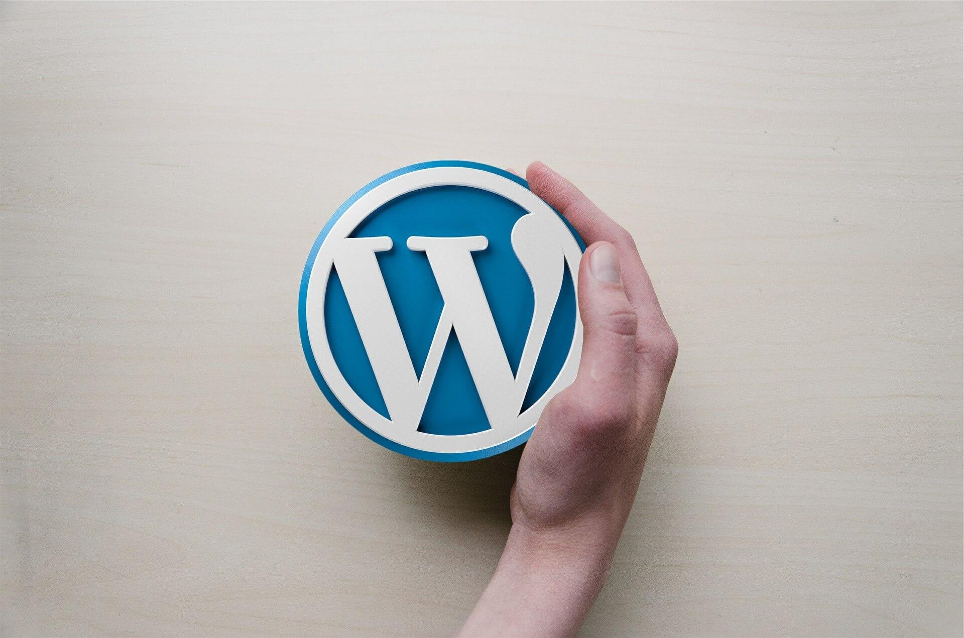 WordPress pour la création de votre site web